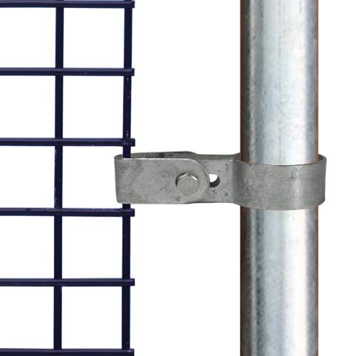 Buiskoppeling Gaasbevestigingsclip-F / 60,3 mm