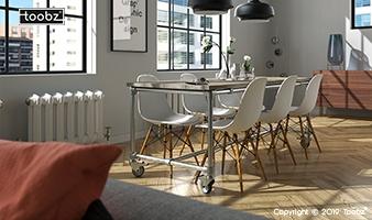 Steigerbuis tafels
