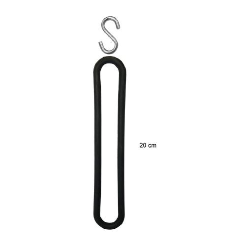 Spanrubber 20 cm