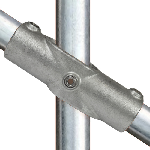 Doos Buiskoppeling Kruisstuk voor helling tot 45°-D / 42,4 mm