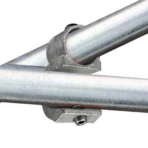 Doos Open kruisstuk met inleg-E / 48,3 mm